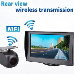 Беспроводная wifi камера с монитором