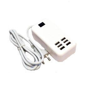 Зарядное устройство на 6USB