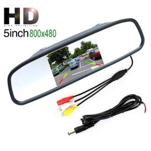 зеркало с монитором для автомобильных камер