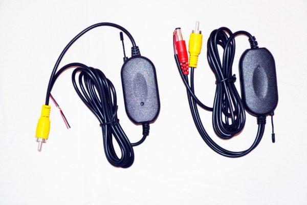 Беспроводные модули для автокамеры