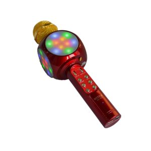 Караоке микрофон с динамиками