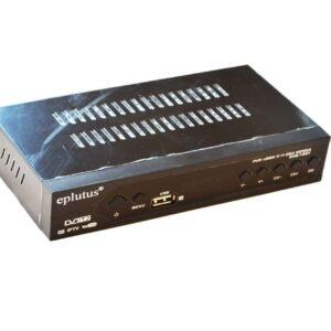 Приставка для приема цифрового ТВ Eplutus DVB-166T
